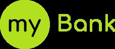 Логотип сайта «myBank»